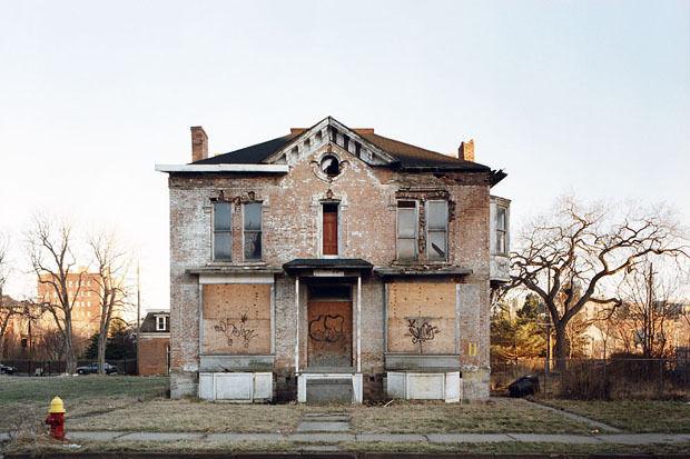 Брошенный дом в Детройте. Изображение № 1.