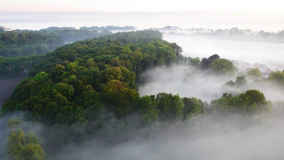 С высоты птичьего полета: Лучшие дрон-фотографии в мире. Изображение № 17.