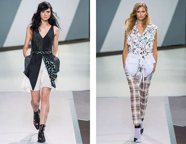 NYFW SS 13: Показы 3.1 Phillip Lim, Thom Browne, Marc Jacobs и Theyskens' Theory. Изображение № 2.