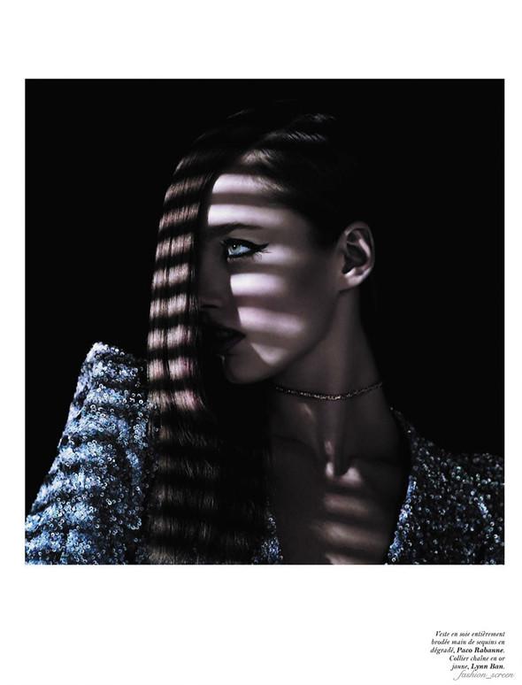Съёмка: Кармен Педару в объективе Эди Слимана. Изображение № 8.