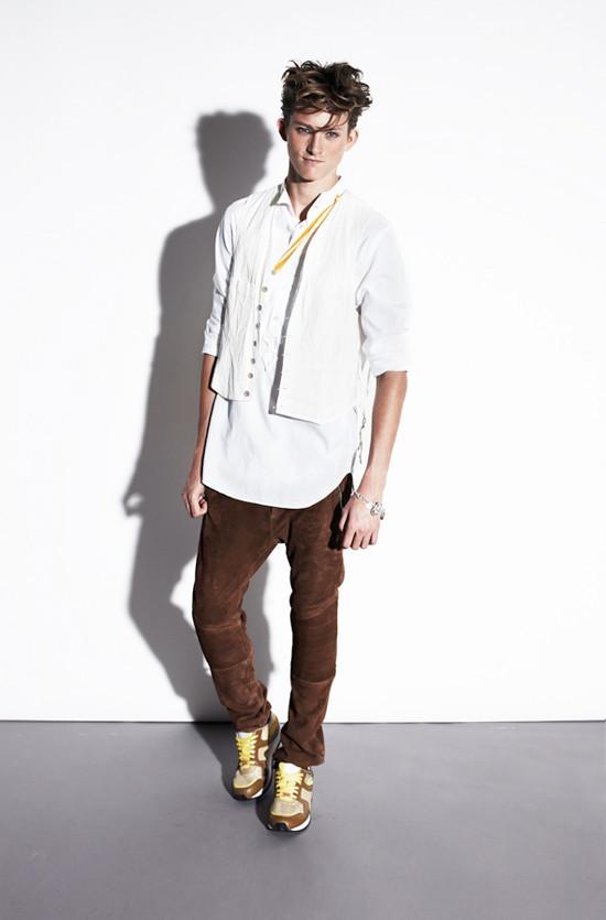 Лукбуки: мужская мода весной. Изображение № 23.