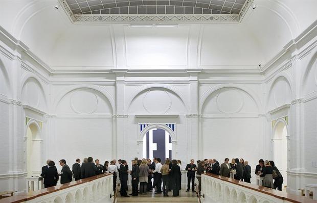 В Амстердам возвращается музей современного искусства Stedelijk Museum. Изображение № 5.
