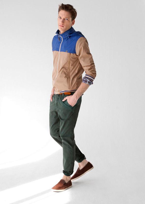 Лукбук: Pull & Bear Nearly Spring 2012 Men. Изображение № 15.