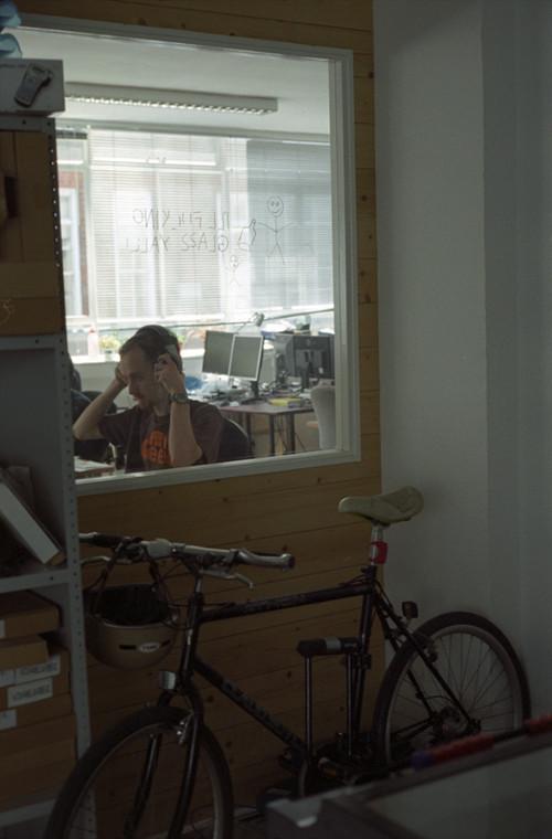 Офис Last. fm, Лондон. Изображение № 12.
