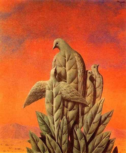 Rene Magritte. Изображение № 32.