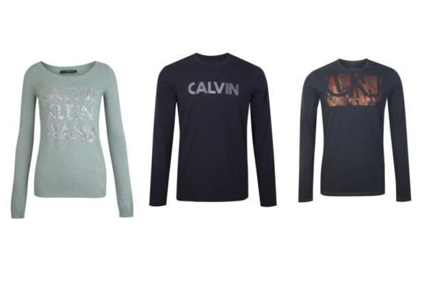 Calvin Klein Jeans Осень-Зима 2012: Liquid Metal. Изображение № 3.