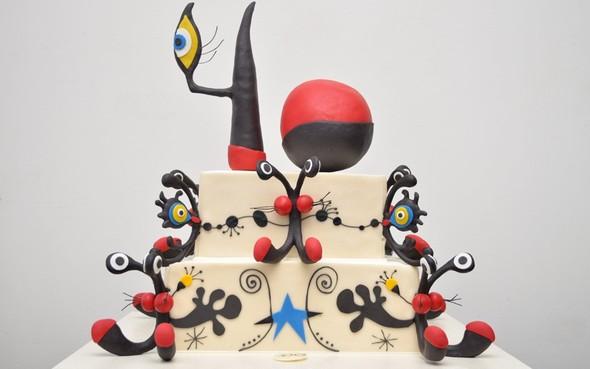 Невероятные торты от Сильвии Вейнсток. Изображение № 11.