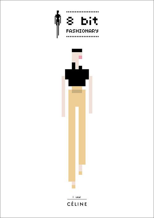 8 bit Fashionary / 8 Модных бит. Изображение № 21.