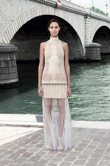 Изображение 15. Показана новая кутюрная коллекция Givenchy.. Изображение № 15.