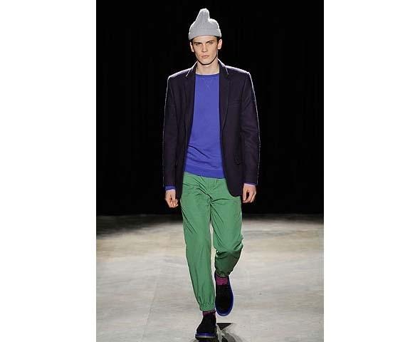 Неделя моды в Нью-Йорке: второй день. Изображение № 85.