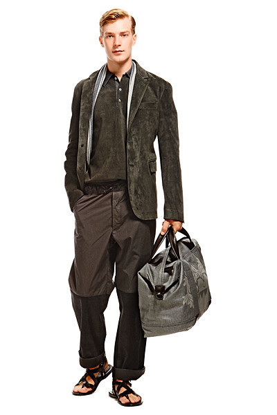 Мужские лукбуки: Tom Ford, Burberry и другие. Изображение № 55.