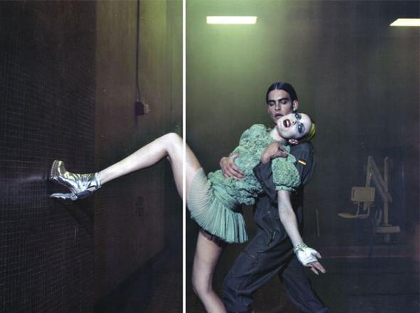 Прямая речь: модель, актриса и художник Рие Расмуссен (часть вторая). Изображение № 7.