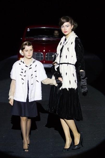 Изображение 6. Рената Литвинова и ее меха.. Изображение № 5.