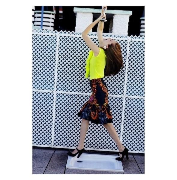 Изображение 5. Съемки: 10, Elle и Vogue.. Изображение № 5.