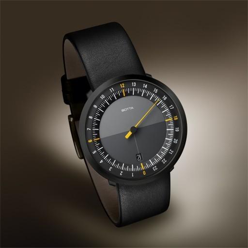 Необычные часы UNO 24 от Botta-Design. Изображение № 4.