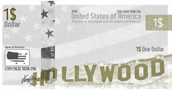 Как дать доллару вторую жизнь: Вашингтон и другие в новом дизайне. Изображение № 12.