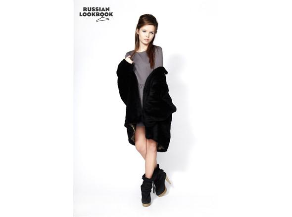Шуба Case, платье I am, сапоги X'U. Изображение № 58.