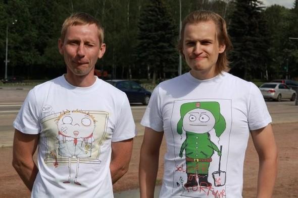 Своя марка одежды в России - удовольствие в компании с головной болью. Изображение № 2.