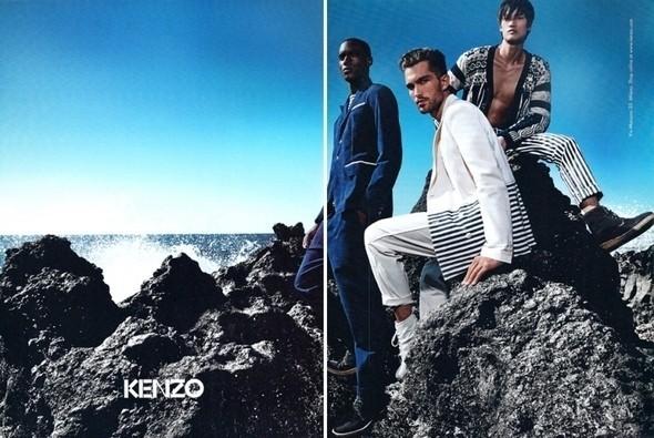 Изображение 11. Превью мужских рекламных кампаний: Prada, Dior и другие.. Изображение № 11.