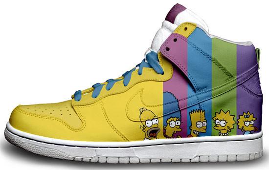 Метаморфозы белых кроссовок Nike. Изображение № 24.