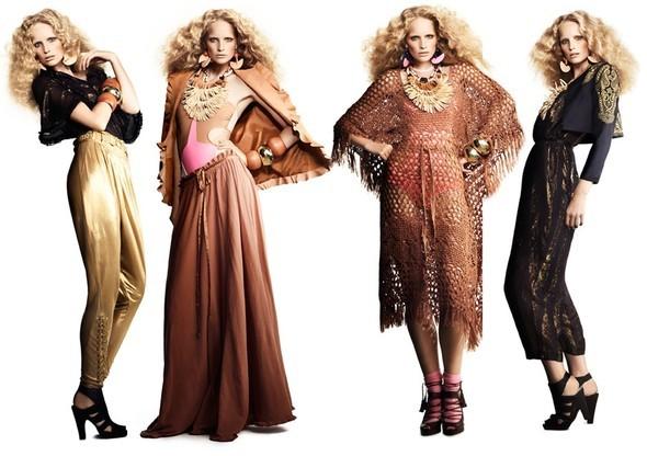 H&M Lookbook Spring 2010. Изображение № 19.