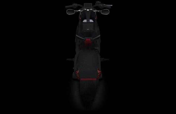 Harley-Davidson показал свой первый электробайк. Изображение № 3.