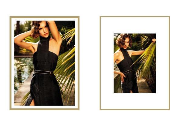 Изображение 14. Рекламные кампании: Yves Saint Laurent, Chanel и другие.. Изображение № 27.