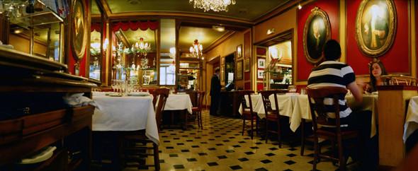 Изображение 54. Парижские кафе.. Изображение № 56.