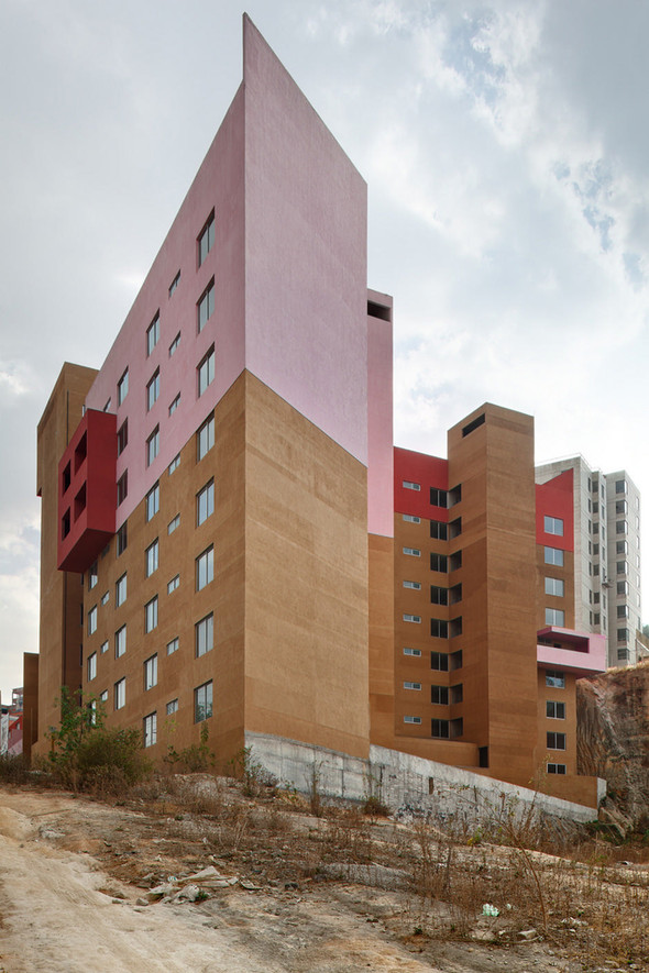 Социальное жилье в Мексике. Изображение № 3.