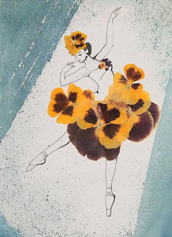 Вера и цветы. Изображение № 9.