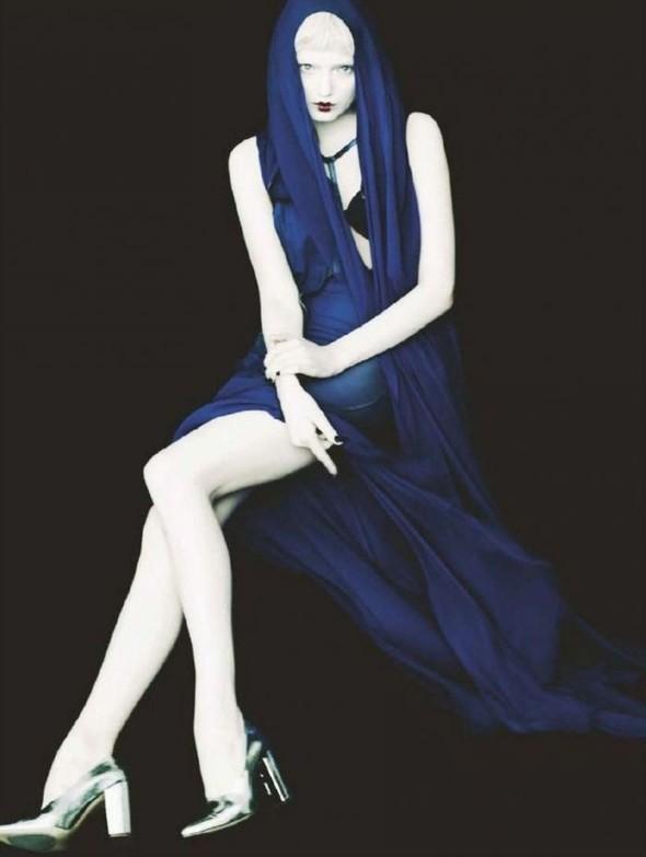 Съемки: Vogue, Numero, Tush и другие. Изображение №21.