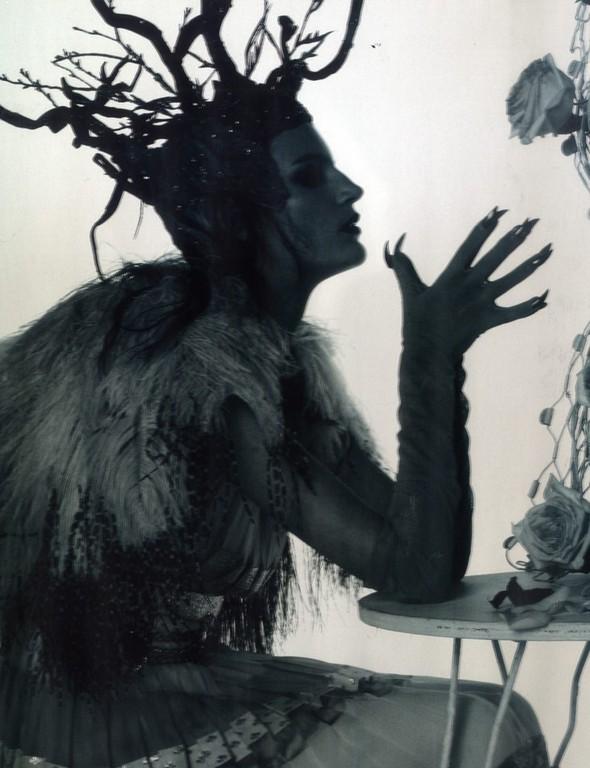Съёмка: Лаура Кампман в объективе Стивена Майзела. Изображение № 4.