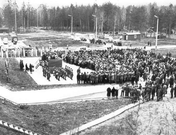 Заброшенный советский большой адронный коллайдер. Изображение № 11.