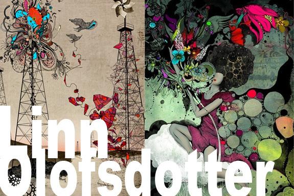 Манящая красота Linn Olofsdotter. Изображение № 1.