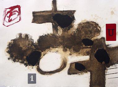 Antoni Tapies. Изображение № 7.