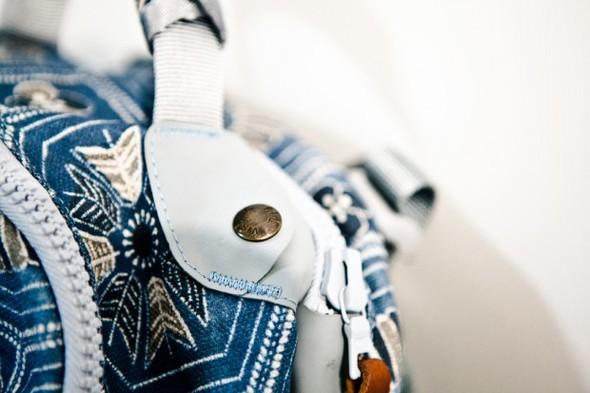 Visvim 2012 Spring/Summer рюкзак LAMINA 22L. Изображение № 4.