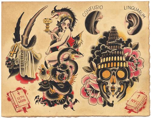 Лучшие Tumblr блоги о татуировках. Изображение № 14.