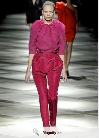 Top-10 SS09 collections (Paris FW) поверсии Style. com. Изображение № 29.