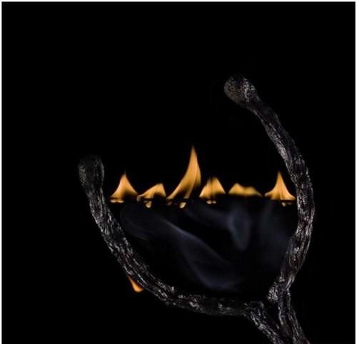 Картины из горящих спичек. Изображение № 7.