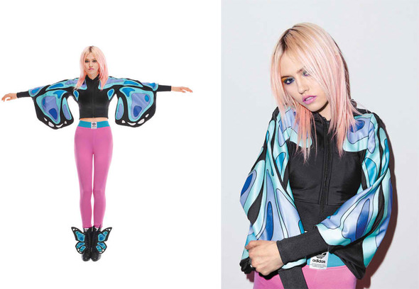 Лукбуки: adidas Originals x Jeremy Scott, Minkpink, Something Else и другие. Изображение № 17.