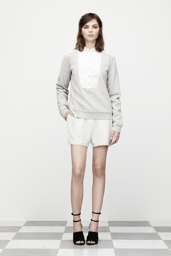 Лукбук: T by Alexander Wang Pre-Fall 2012. Изображение № 18.