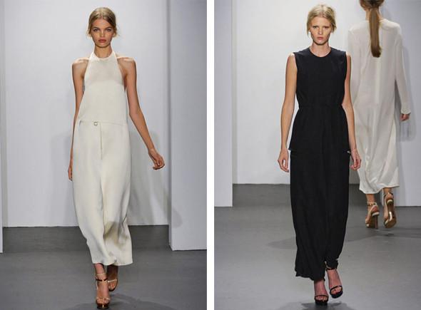 Показы на неделе моды в Нью-Йорке: мнения. Изображение № 15.