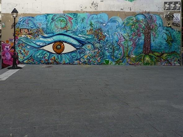 Стрит-арт в Париже. Изображение № 22.