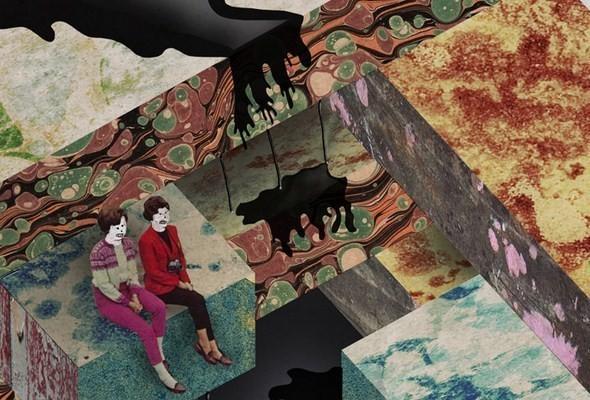 Изображение 27. Выставка: International Weird Collage Show.. Изображение № 27.