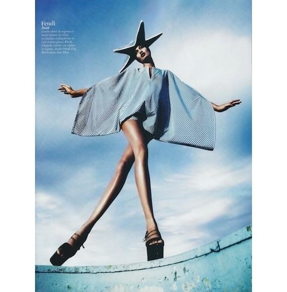 Изображение 38. Съемки: Harper's Bazaar, Industrie, Vogue и другие.. Изображение № 85.
