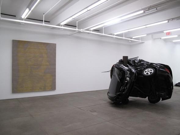 Скульптуры из разбитых машин Dirk Skreber. Изображение № 2.