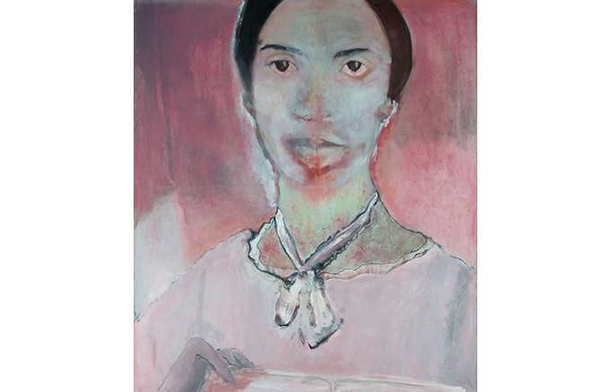Marlene Dumas, Emily, 1984-1985. Изображение № 10.