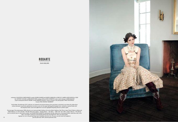 Dazed & Confused, Fat, Vogue и другие журналы выпустили новые съемки. Изображение № 12.