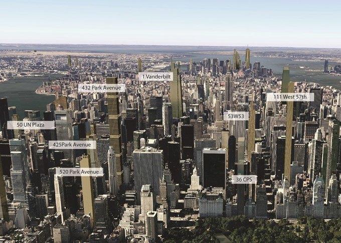 Концепт: как будет выглядеть Манхэттен в 2018 году. Изображение № 6.