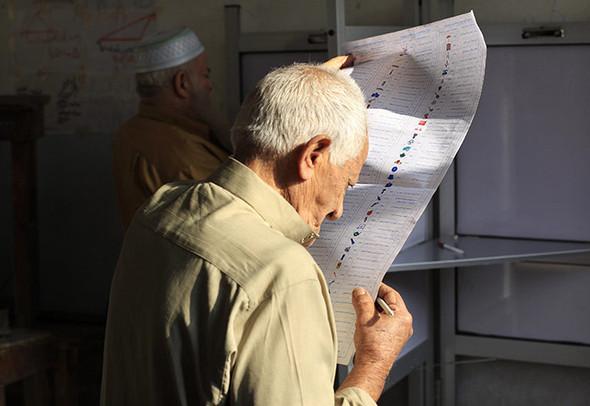 100 лет выборов в документальных фотографиях. Изображение № 220.